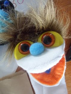 Sock Puppet Fundraiser.