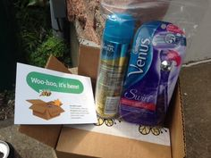 #GotItFree #VenusSwirl     New campaign has arrived. The razor has a flex ball in it. Can't wait