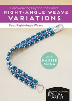 Faux Right Angle Weave Video
