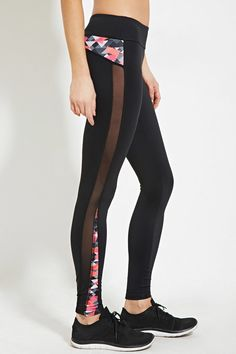 These super-cute workout leggings ($24.90): | 38 Highly Rated Forever 21 Items That People Actually Swear By