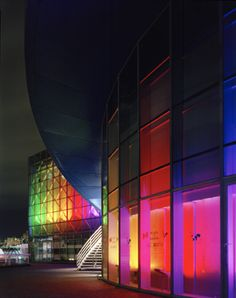 We hold a good stock of LED lighting products to ensure that your commercial lighting needs can be met. Don't see what you want, please give us a call! Vancouver Architecture, Dmx Lighting, Tokyo Skytree, Led Flood Lights, Commercial Lighting, World Pictures, Best Places To Travel, Light Colors, Colours