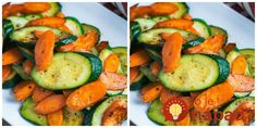 Sautéed Carrots And Zucchini is part of Sauteed carrots - Carrots and zucchini sautéed in olive oil with an abundance of spices, really do make dinner come alive Perfect when paired with an entire baked chicken Cheap Clean Eating, Clean Eating Snacks, Healthy Eating, Healthy Food, Healthy Vegetables, Roasted Vegetables, Healthy Cooking, Healthy Meals, Zucchini Sticks
