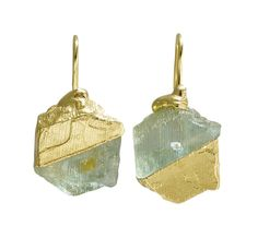 Raw Albite Crystal Earrings — The Rock Hound High Jewelry, Jewellery, Stone Carving, Crystal Earrings, The Rock, Gemstones, Christmas Ornaments, Crystals, Holiday Decor