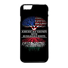FR23-American Grown With Hungarian Roots Fit For Iphone 6 Plus Hardplastic Back Protector Framed Black FR23 http://www.amazon.com/dp/B017X1UY4U/ref=cm_sw_r_pi_dp_D8xrwb0NYCZ0G