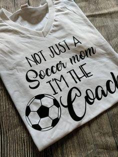Soccer Poses, Soccer Drills For Kids, Kids Soccer, Soccer Teams, Soccer Stuff, Soccer Mom Shirt, Soccer Shirts, Sports Shirts, Soccer Coaching