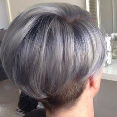 Sammle Deine Mut und setze die Schere in Deine Haaren! Schau Dir diesen hübschen Mix an 10 attraktiven Kurzhaarfrisuren an! - Neue Frisur