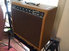 Le topic des Fender Blackface et de leurs clones (page 183) - Ampli et préampli guitare