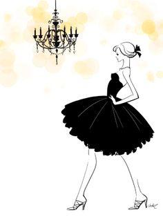 je m'aime,Paris girl by choko