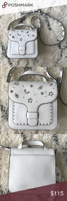 Rebecca Minkoff Midnighter Bag Great condition. Comes with dustbag. Worn only a few times. Rebecca Minkoff Bags