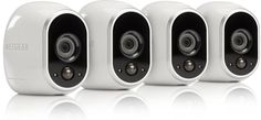 Arlo System - 4 Add-on HD Security Camera (Base Station Not Included), 100% Wire-Free, Indoor/Outdoor with Night Vision (VMC3430) -- You can get more details here : DIY : Do It Yourself Today