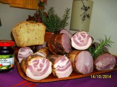 Maminek kulinarny: Wędzonki domowe