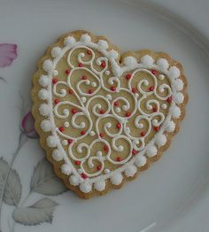 Valentines Cookie | Flickr - Photo Sharing!