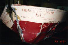 Edmund Fitzgerald lifeboat