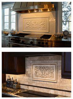 Decorative Ceramic Tiles Kitchen Mesmerizing Glazed Porcelain Tile Backsplash Traditional Kitchen From Ceramic 2018