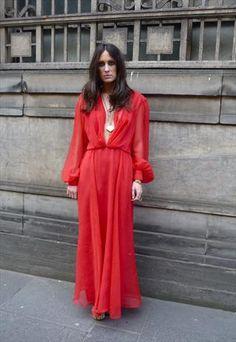 Killer Red Dress