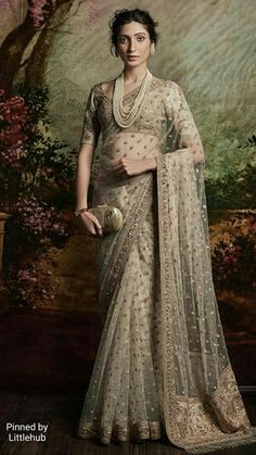Pinterest: @Littlehub    Sabyasachi~❤。An Exquisite Clothing World    sabyasachi saree