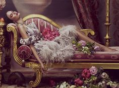 Baroque splendor of spring @KOKET Love Happens Love Happens