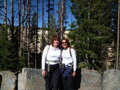 Sandra and Trish