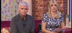 Holly Willoughby Dress on This Morning