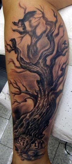 family tree tattoo - Google Search