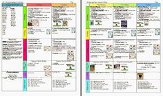 Smedley's Smorgasboard of Kindergarten: A Kindergarten Smorgasboard Schedulin' Sunday!
