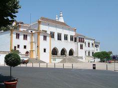 'Palácio Nacional de Sintra'. # Sintra, Portugal.