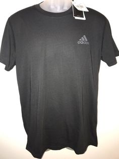 Men's Black Adidas Ultimate 2.0 Shirt Size Medium NWT  | eBay
