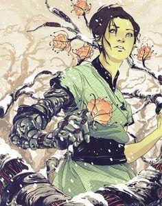 Linh Cinder