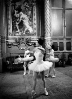 Alfred Eisenstaedt-Opéra de Paris (1960s)