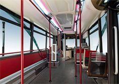 Used Construction & Farm Equipment - Mascus USA Bus Interior, Heavy Machinery, Public Transport, Transportation, Construction, City, Design, Inspiration, Interiors