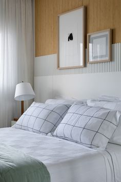 Bedroom ideas and white bedroom Guest Bedroom Decor, Home Bedroom, Minimal Bedroom, Small Space Interior Design, Fancy Houses, Space Interiors, Bedroom Styles, Dream Decor, Luxurious Bedrooms