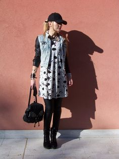 Trench Collection by Sonia Verardo: Daisy Print Dress