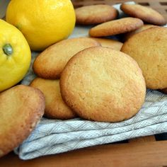 citron cookies