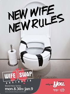 New Wife, New Rules funny advert