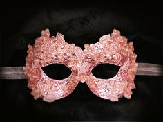 Hey, I found this really awesome Etsy listing at https://www.etsy.com/listing/182088248/sequined-pink-masquerade-mask-with