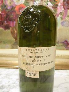 1956 CHARTREUSE  VERTE el Gruño PREPARATION SPECIALE 70° CHARTREUSE DIFFUSION -    eBay