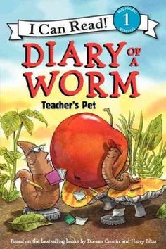 Worm makes a surprising discovery -- teachers have birthdays! That means Worm and his friends have to find the perfect present for their teacher, Mrs. Mulch.