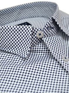 Patterned slim fit shirt! www.raimonti.gr