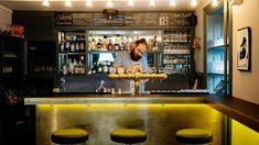 Exer Bar – Geheimtipp im Kreis 4 Lokal, Zurich, Liquor Cabinet, Channel, Bar, Storage, Table, Furniture, Restaurants