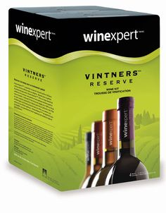 Vintners Reserve Cabernet Sauvignon 10L Wine Kit Deep ruby, with black currant and cedar on the nose. Sweetness:DRY| Body:MEDIUM| Oak Intensity:MEDIUM