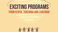 Online Brochure about Kenya, Tanzania and Zanzibar | Lapozható programfüzet: Kenya, Tanzánia és Zanzibár programjairól