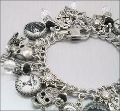 Bracelete Dia de Muertos