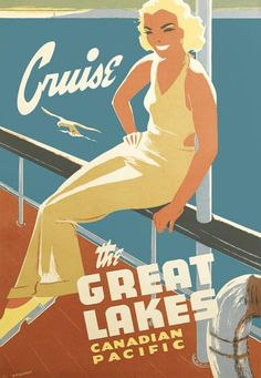 Cruise the Great Lakes with Canadian Pacific
