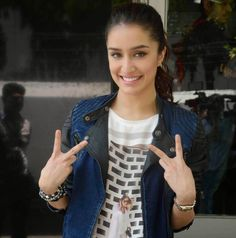 Shraddha Kapoor Stills At ABCD 2 Movie Promotion http://www.123cinemanews.com/hindi/events-images.php?id=1709 #ShraddhaKapoor #ABCD2