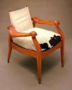 Armchair, 1934   Objects   Collection of Cooper Hewitt, Smithsonian Design Museum