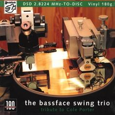 The+Bassface+Swing+Trio+Tribute+To+Cole+Porter+LP+Vinil+180+Gramas+Audiófilo+DSD+Stockfisch+Records+EU+-+Vinyl+Gourmet