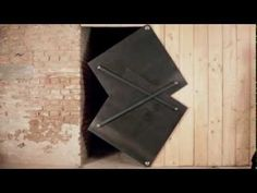 Gorgeous innovation: rethinking a simple door.