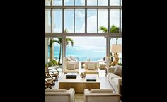 Viceroy Anguilla décor by Kelly Wearstler