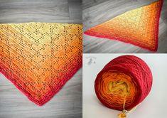 HÁČKOVANÝ ŠÁTEK SRDCE - SCHÉMA Crochet Scarves, Crochet Shawl, Free Crochet, Prayer Shawl, Crochet World, Types Of Yarn, Shawls And Wraps, Doilies, Crochet Projects