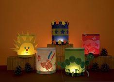 laterne aus käseschachteln - Google zoeken Diy And Crafts, Crafts For Kids, Arts And Crafts, Kindergarten Art Projects, Alphabet Crafts, Saint Martin, Mid Autumn Festival, Sunday School Crafts, Diy Toys